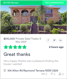 104 Alton RT - Buyer Review